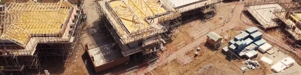 Featured image for From the Ground Up: Construction Timelapse in your Marketing Campaign